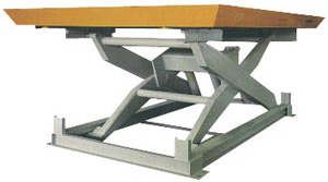 DL Series Heavy-Duty Lift Tables