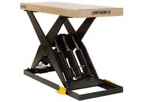 LS Series Wide Base Lift Tables